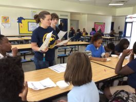 Franklin-Middle-School-Students-Receiving-Awards